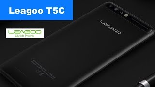 Leagoo T5C con procesador Spreadtrum.