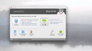 Disk Drill: Trash recovery software for Mac OS X