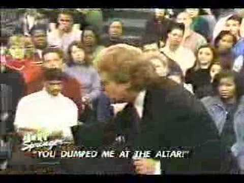 Weird Al - Jerry Springer
