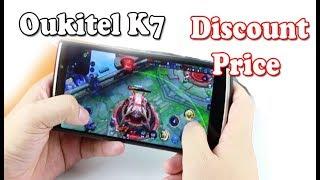 Oukitel K7 18:9 Full Display 6.0