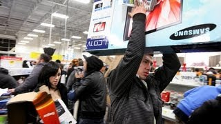 Black Friday - Out of Control?