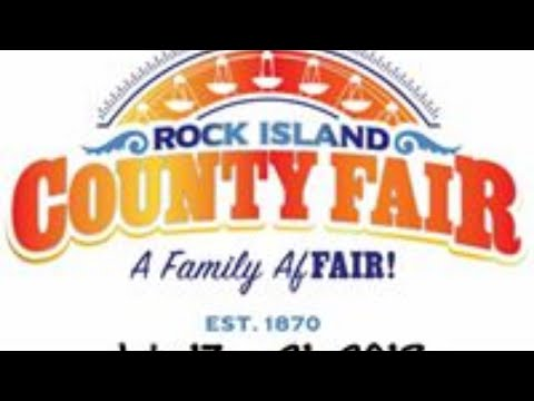Rock Island County Fair - Calf Corner 07/20/2018