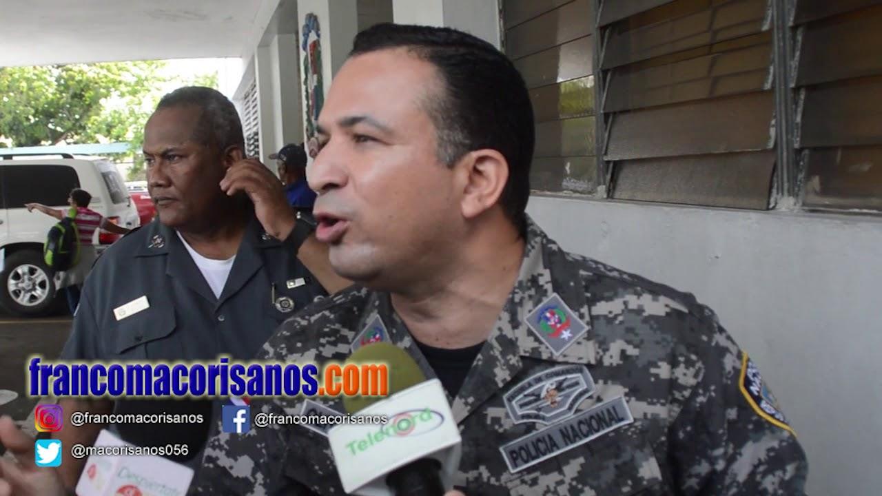 General SFM deja que un niño de 7 años amanezca detenido en la policía