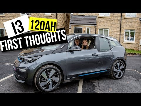 i3 120ah 2 week review after having a Renault Zoe