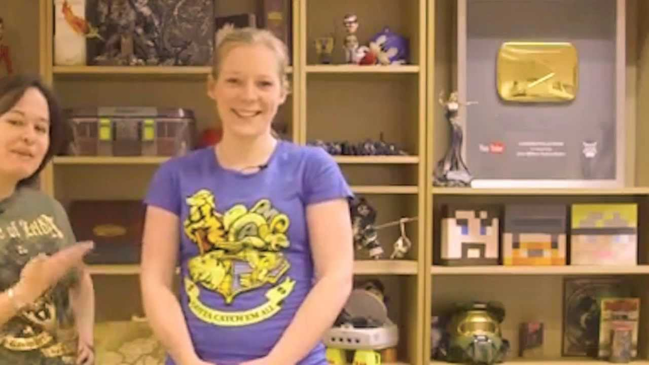 Yogscast Lewis  Hannah  Collide  YouTube