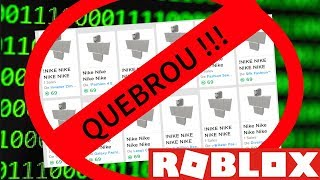 ROBLOX!!! YOUR SITE BROKE DOWN!!!