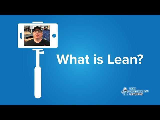 Gary Clem - What is Lean?