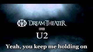 Dream Theater - Red Hill Mining Town ( Cover U2 ) - with lyrics