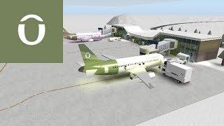CABIN CREW   Fly Ovato - E175   ROBLOX