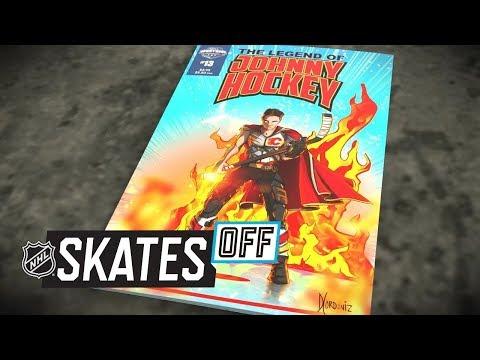 Skates Off: Johnny Gaudreau