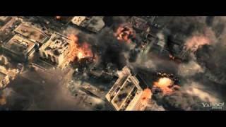 Инопланетное вторжение Битва за Лос-Анджелес трейлер 2