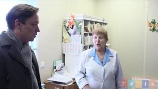 Визит Владимира Москвина в с.Ильинское