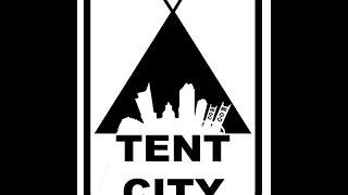 Tent City at the Boardwalk - April 15th 2016