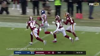 Evan Engram Highlights- The Most Athletic Tight End In The NFL