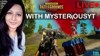 PUBG MOBILE- Sniper Queen xD - !Paytm On Screen