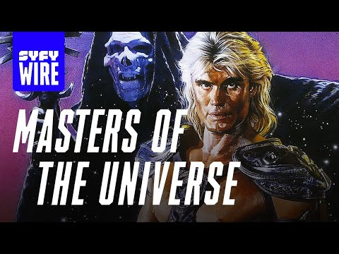 Masters of the Universe: Everything You Didn't Know  SYFY WIRE