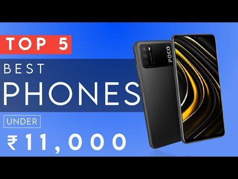 Top 5 Best Smartphones Under 11000 In India 2021 | Best Phones Under 11000