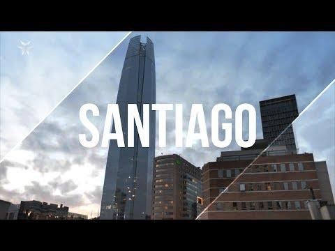 Santiago: Conoce la bella Capital de Chile