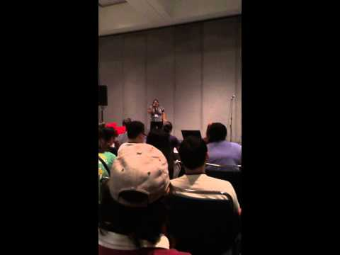 『Michaela』Real Emotion - Anime Expo 2014 Karaoke Contest Semifinal Round Entry
