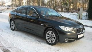 Вибираємо бу авто BMW 5GT F07 (бюджет 1.300-1.400 тр)