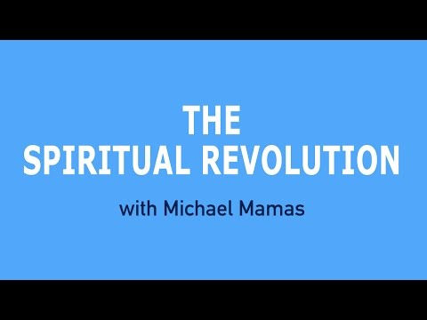The Spiritual Revolution – The Journey Towards Rational Spirituality, with Michael Mamas