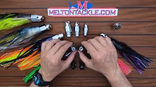 Melton Tackle Pusher Hollow Jet