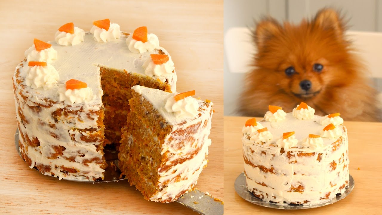 Carrot Cake FOR DOGS   RECIPE   Paddington s Pantry   YouTube Carrot Cake FOR DOGS   RECIPE   Paddington s Pantry