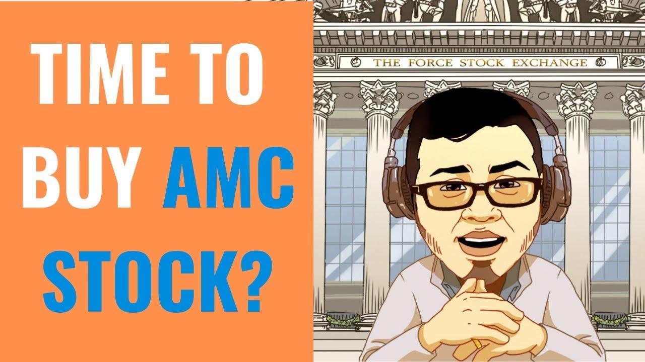 BUY AMC Stock Market. (AMC Stock Analysis)