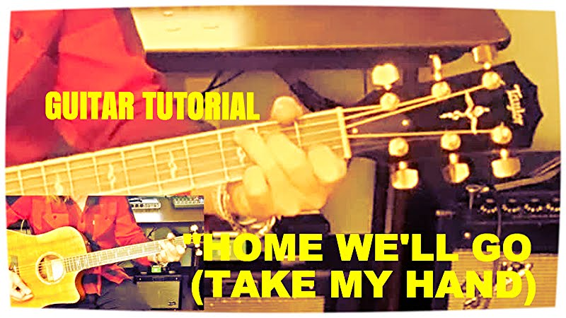 Home We\'ll Go (Take My Hand) - Steve Aoki/Walk Off The Earth GUITAR ...
