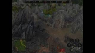Heroes of Might and Magic V PC Games Gameplay - GC Demo