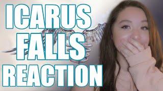 ICARUS FALLS -  ZAYN -  ALBUM REACTION #IcarusFalls