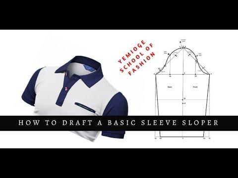 Download The Basic Sleeve Sloper
