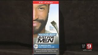 Video: Orlando man claims 'Just For Men' left him with permanent scars