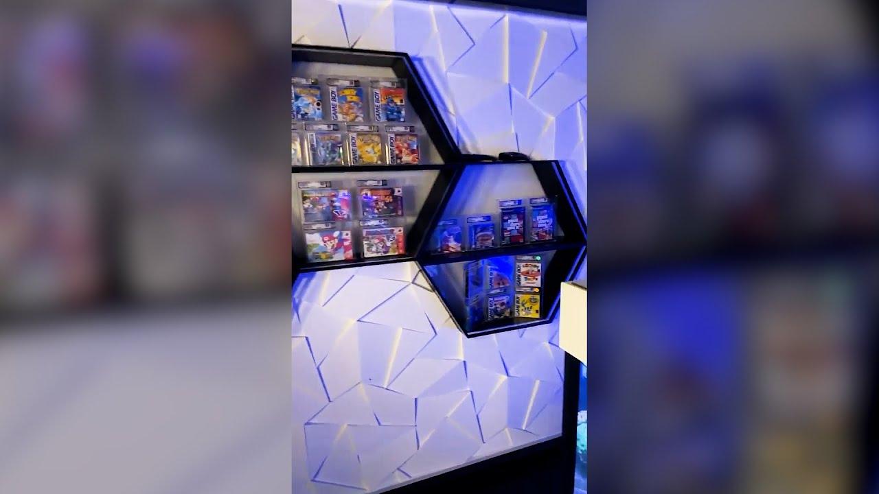 Gaming Keller voller VGA's😱 MontanaBlack Instagram Story