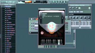 DotA - Basshunter on FL Studio