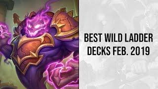 Wild Tier List Post Nerf February 2019 | Rastakhan's Rumble | Hearthstone