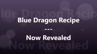 Blue Dragon Recipe Revealed! | Roblox Medieval Warfare Reforged!