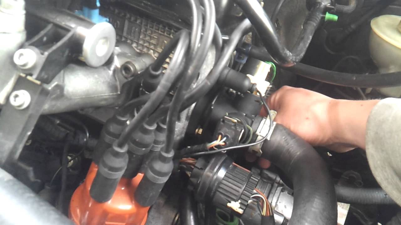 1995 Golf 2 0 8v Coolant Problem Youtube