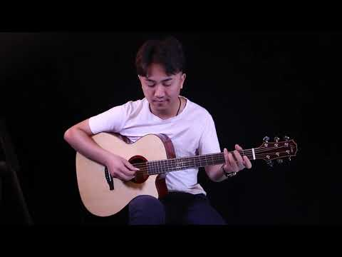 MA-10A Portable Acoustic Guitar Amp