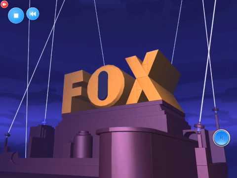 [Blocksworld HD] Fox Broadcasting Company Logo