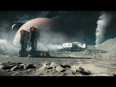True Next Gen Gaming Is Here - Star Citizen