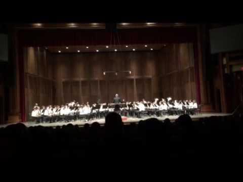 FSU Wind Orchestra 2017 Ad Terram Promissam by Brian Hanson