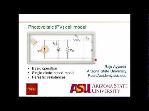 PV cell model part2