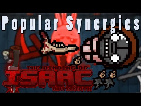 The Binding of Isaac Antibirth | The Masochist | Popular Synergies
