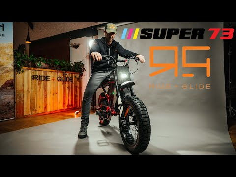 SUPER 73 RX - Review + EU Specifications / Ride + Glide