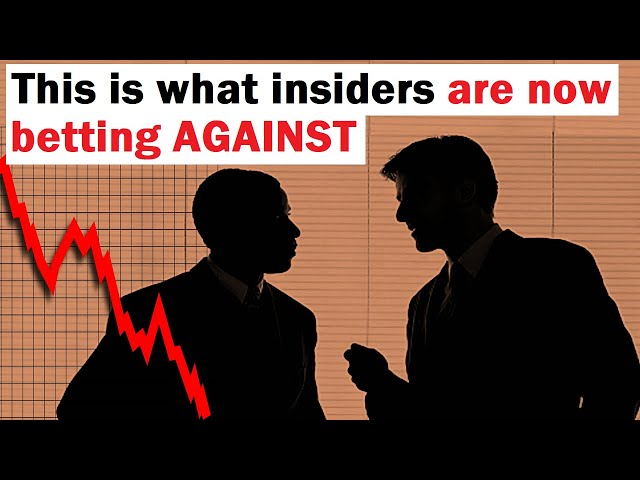 You'll Never Guess What Insiders are Now Betting AGAINST