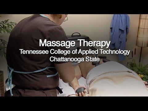 ChattState's TCAT-Massage Therapy