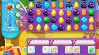 Candy Crush Soda Saga Level 1478 - NO BOOSTERS