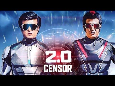 Rajinikanth's 2.0 Censored | Shankar | Amy Jackson