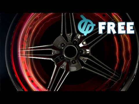 Car Rims Dubs Free Video Background Pack